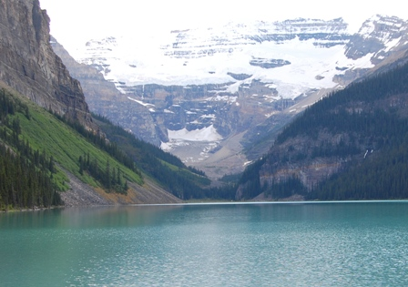 Lake Louse Alberta